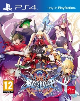 BlazBlue Centralfiction [EUR/ENG] (PS4)