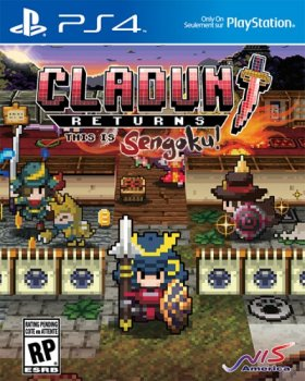 Cladun Returns This is Sengoku! [EUR/ENG]