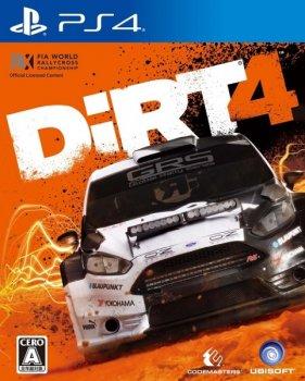 DiRT 4 [EUR/ENG]