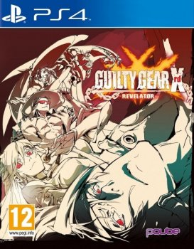 Guilty Gear Xrd Revelator [EUR/ENG]