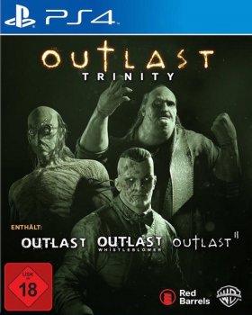 Outlast Trinity [EUR/RUS]