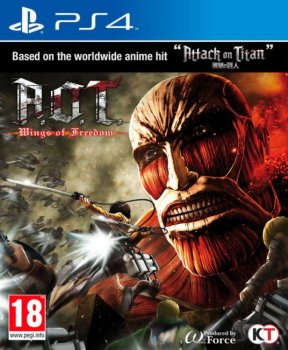 Attack on Titan Wings of Freedom [EUR/ENG]