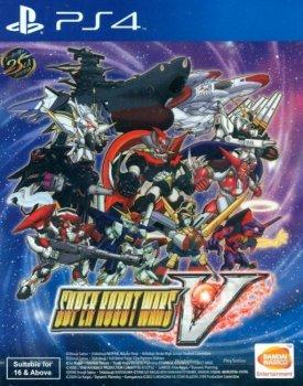 Super Robot Wars V [ASIA/ENG]