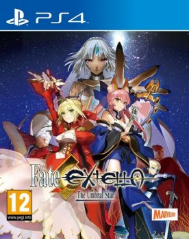 Fate Extella The Umbral Star [EUR/ENG]
