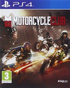 Motorcycle Club [EUR/ENG]