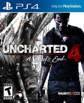 Uncharted 4: A Thief's End [EUR/RUS] [Repack]