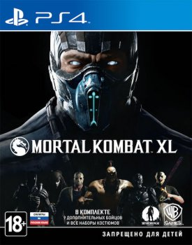 Mortal Kombat XL [USA/RUS]