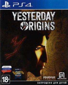 Yesterday Origins [EUR/RUS]