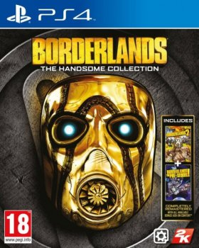 Borderlands The Handsome Collection [EUR/ENG]