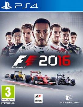 F1 2016 [EUR/RUS]