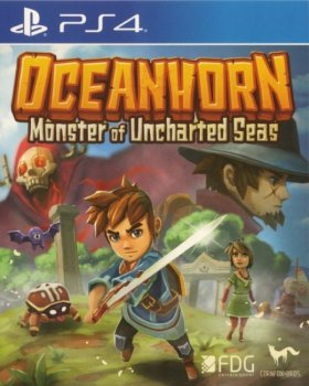 Oceanhorn Monster of Uncharted Seas [USA/ENG]