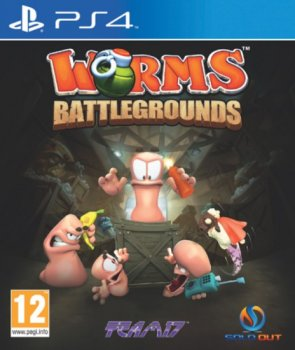 Worms Battlegrounds [EUR/ENG]