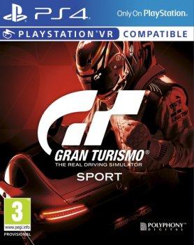 Gran Turismo: Sport [EUR/RUS]