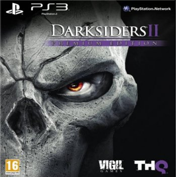 Darksiders 2 Ultimate Edition [EUR/RUS] [Repack]