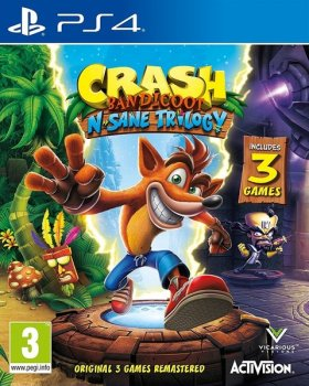 Crash Bandicoot N. Sane Trilogy [EUR/ENG]