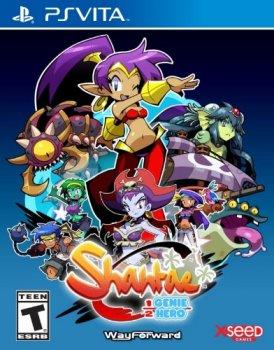 Shantae: Half-Genie Hero (2016) [PSVita] [USA] 3.65 [NoNpDrm] [Unofficial / DLC] [Ru/En]