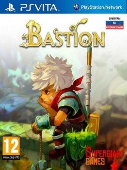 Bastion (2015) [PSVita] [EUR] 3.60 [HENkaku] [Unofficial] [Ru/En]