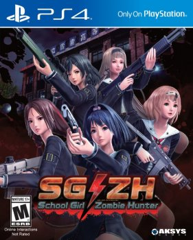 SG/ZH School Girl Zombie Hunter [USA/ENG]