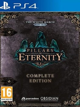 Pillars Of Eternity: Complete Edition [USA/RUS]