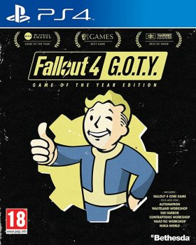 Fallout 4: Game of the Year Edition [EUR/RUS]