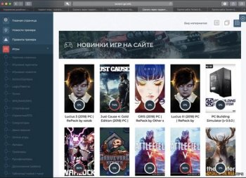 Новый игровой сайт от Torrent-Games (torrent-igri.info)