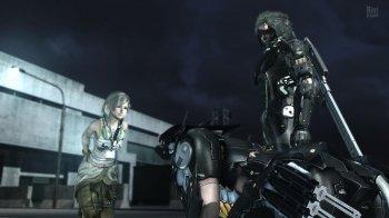 Metal Gear Rising: Revengeance [Region Free] [2013 Rus]