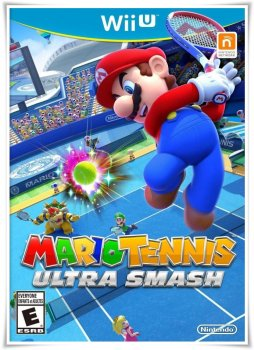 Mario Tennis: Ultra Smash (2015/PAL/RUS) | Wii U