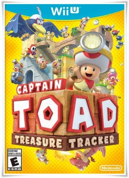 Captain Toad: Treasure Tracker (2014/PAL/Multi5) | Wii U