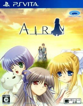 Air (2016/JP/JPN) | PS VITA
