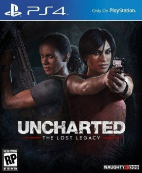 Uncharted: The Lost Legacy (2017/PS4/RUS) | PIR