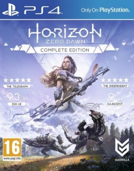 Horizon Zero Dawn: Complete Edition (2017/PS4/RUS) | PIR