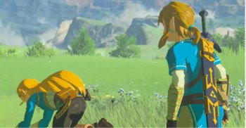 The Legend of Zelda: Breath of the Wild (2017/PAL/RUS) | Wii U