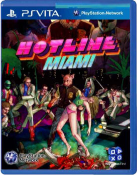Hotline Miami (2013/US/ENG) | PS VITA