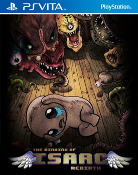 The Binding of Isaac: Rebirth (2014/EU/ENG) | PS VITA | Original BGM