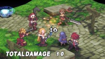 Disgaea 2: Dark Hero Days (2009/FULL/ISO/ENG) / PSP