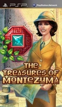 The Treasures of Montezuma (2011/MINIS/ISO/RUS) / PSP