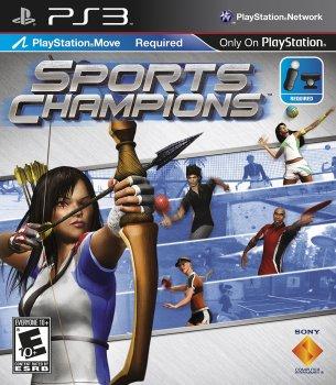 Sports Champions (2010/PS3/RUS) / Лицензия