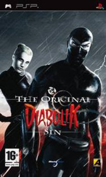 Diabolik: The Original Sin (2009/FULL/ISO/ENG) / PSP