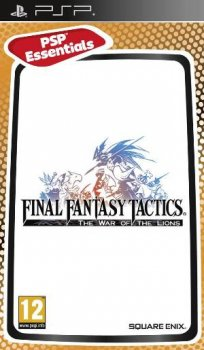 Final Fantasy Tactics: The War of the Lions (2007/FULL/ISO/ENG) / PSP