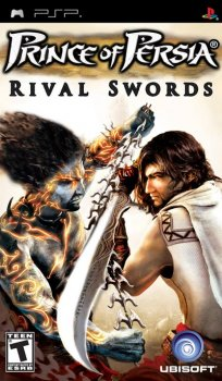Prince of Persia: Rival Swords (2007/PSP/Русский)