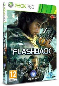 Flashback (2013/XBOX360/Русский), FREEBOOT