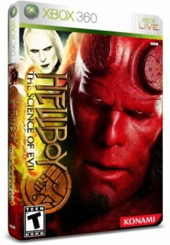 Hellboy: The Science of Evil (2008/XBOX360/Русский) | FREEBOOT