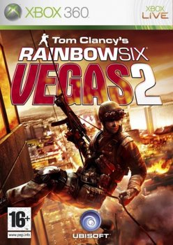 Tom Clancy's Rainbow Six: Vegas 2 (2008/XBOX360/Русский), FREEBOOT
