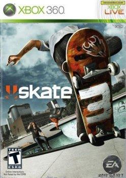 Skate 3 на XBOX 360