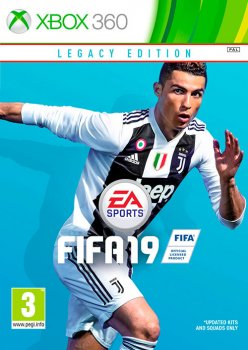 FIFA 19 Legacy Edition (XBOX360)