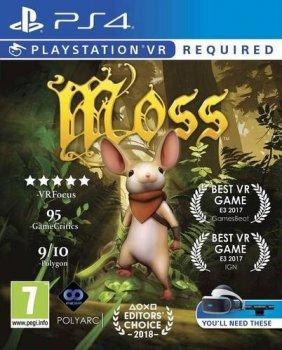 Moss на ps4