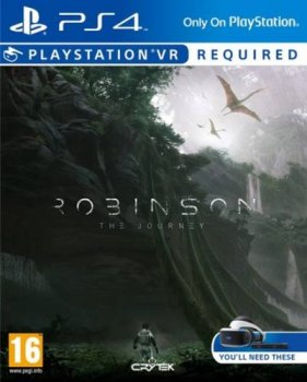 Robinson The Journey на ps4