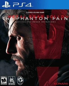 Metal Gear Solid V на PS4