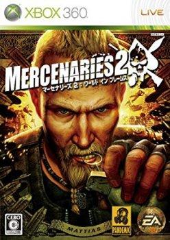 Mercenaries 2 на Xbox 360 Freeboot  Русская Версия