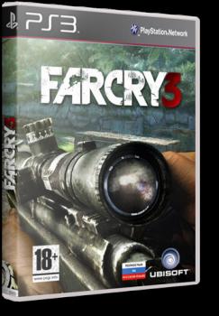 Far Cry 3 на PS3 Русская Версия